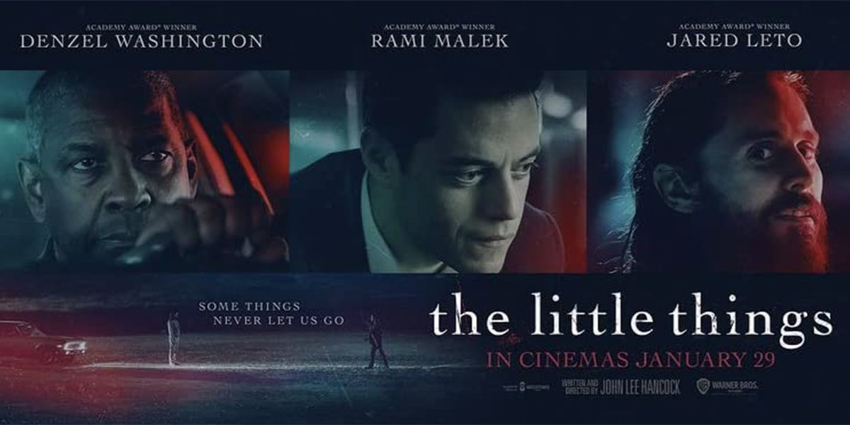 The Little Things - Official trailer
