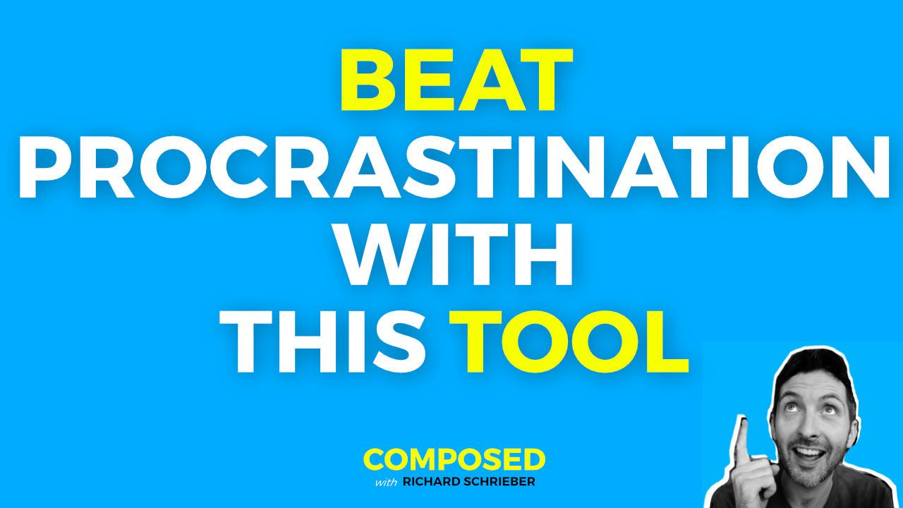 Beat Procrastination With This Tool